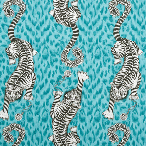 Tigris Cotton Satin Fabric