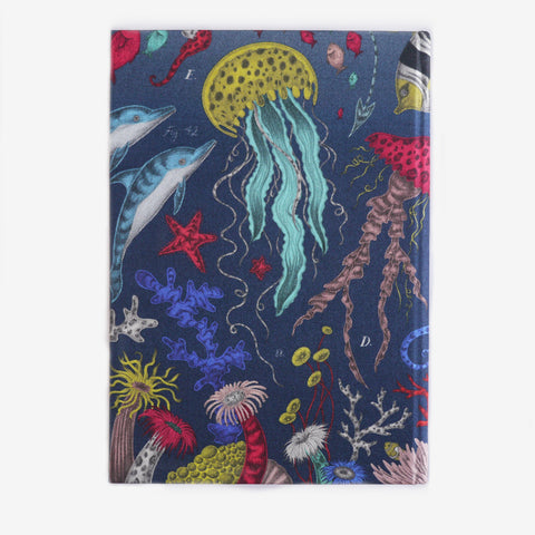 Neptune Silk Notebook