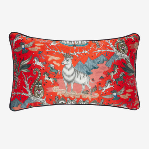 Wild West Double Bolster Cushion