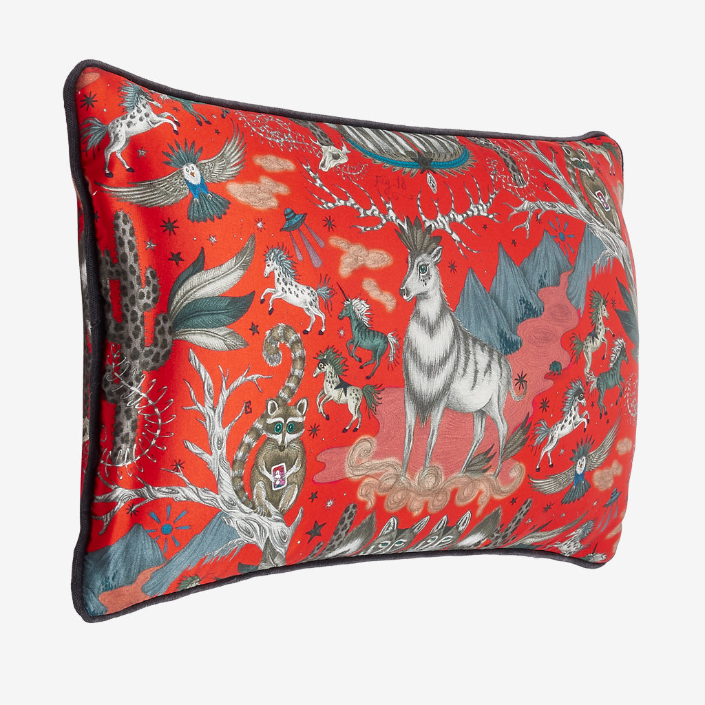 Wild West Bolster Cushion
