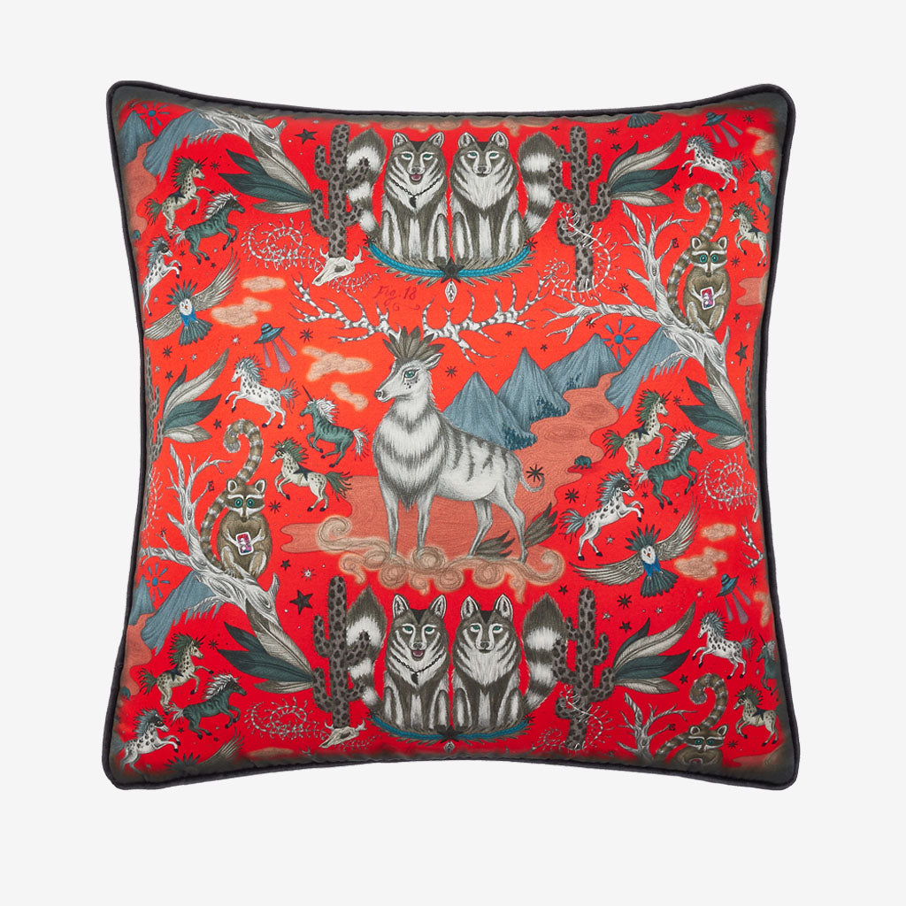 Wild West Cushion
