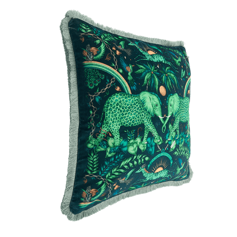 Zambezi Luxury Velvet Cushion