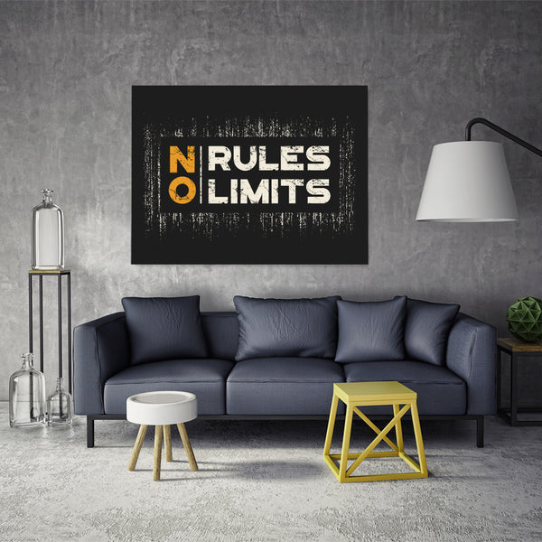 No Rules No Limits