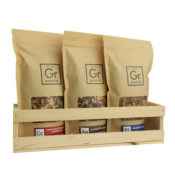 Granola Lab Variety Crate (3 pack)