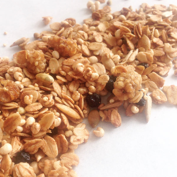 Positive Charge (nut-free granola)