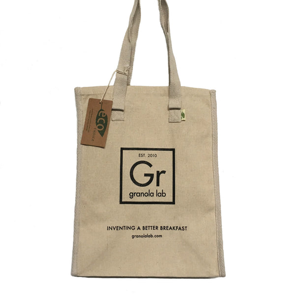 Granola Lab Tote Bag