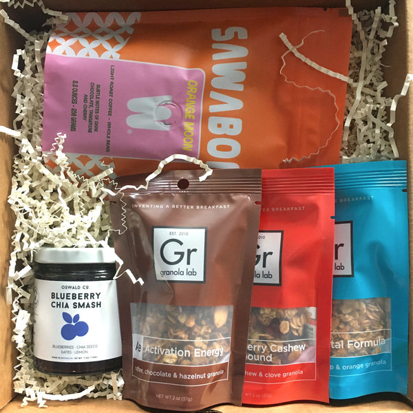 Breakfast Gift Box