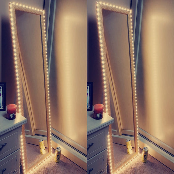 Makeup Mirror 5V USB Flexible Light Tape