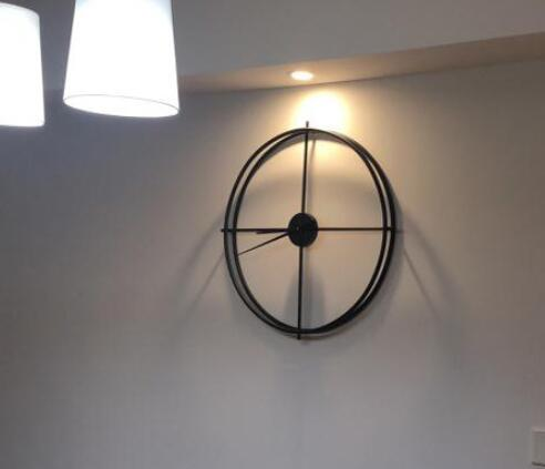 Modern Hanging Wall Clock