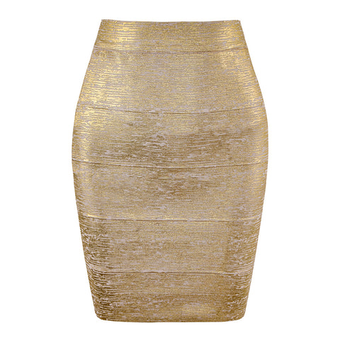 Knee length Bandage Skirt