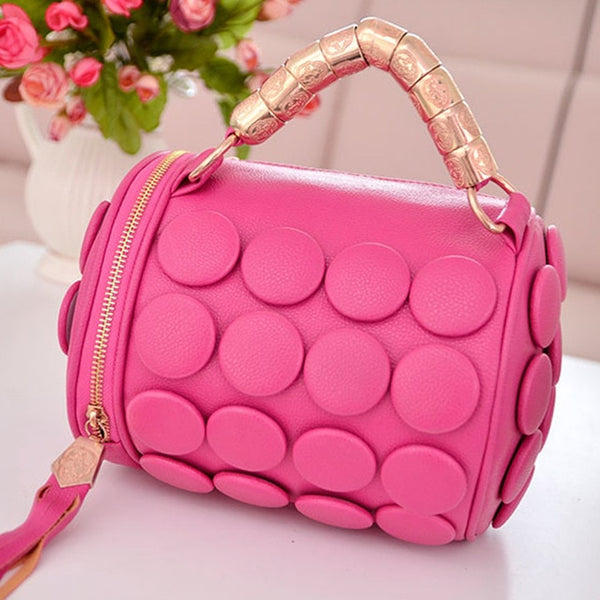 Button Handbag