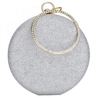 Sultry Circle Clutch