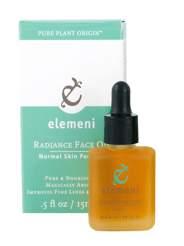 elemeni Radiance Face Oil for DRY complexions