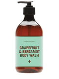 Grapefruit & Bergamot Body Wash