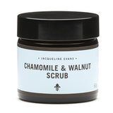 Chamomile and Walnut Scrub