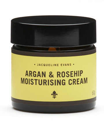 Argan and Rosehip Moisturising Cream