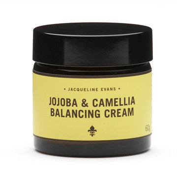 Jojoba and Camellia Balancing Cream