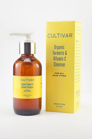 Organic Turmeric And Vitamin C Cleanser