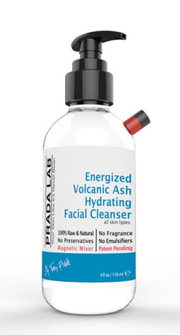 Volcanic Ash Hydrating Facial Cleanser