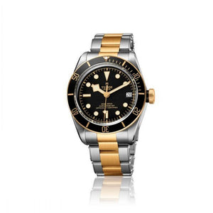 Reloj Black Bay Steel and Gold