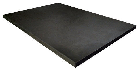 concrete slab table top