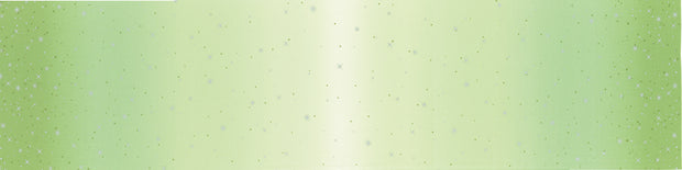 Ombre Fairy Dust - Fairy Dust in Mint - V and Co. for Moda - 10871 210M - Half Yard