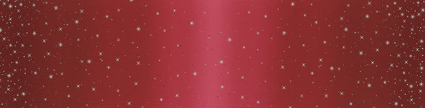 Ombre Fairy Dust - Fairy Dust in Burgundy - V and Co. for Moda - 10871 317M - Half Yard