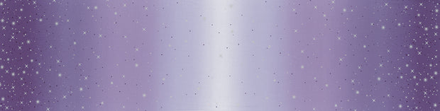 Ombre Fairy Dust - Fairy Dust in Iris - V and Co. for Moda - 10871 320M - Half Yard