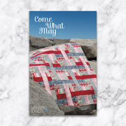 Come What May - Jaybird Quilts - Paper Pattern - JBQ 115