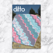 Ditto - Jaybird Quilts - Paper Pattern - JBQ 119