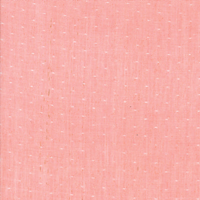 Bonnie and Camille Wovens - Dot in Pink - Bonnie and Camille for Moda - 12405 24 - Half Yard