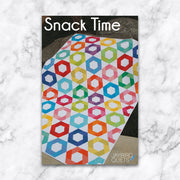 Snack Time - Jaybird Quilts - Paper Pattern - JBQ 131