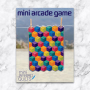 Mini Arcade Game - Jaybird Quilts - Paper Pattern - JBQ 173