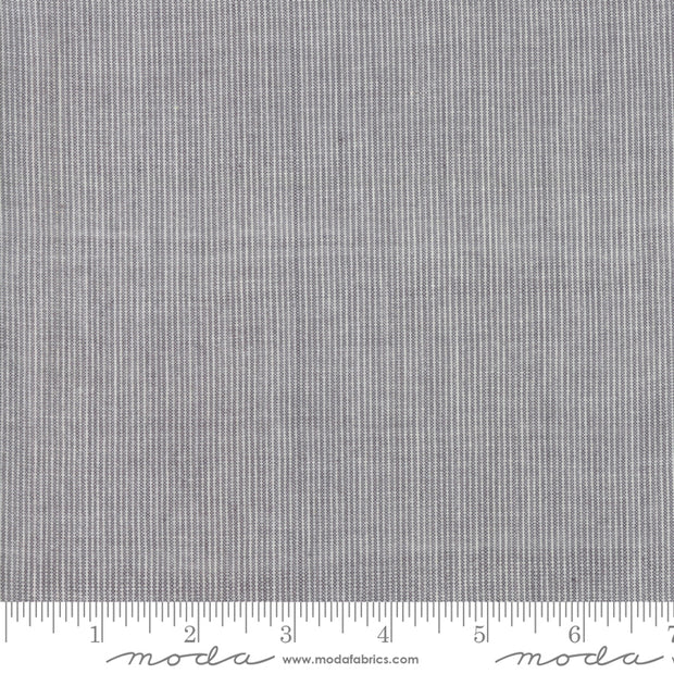 Grainline Wovens - Grainline in Charcoal Fog - Jen Kingwell for Moda - 18180 20 - Half Yard