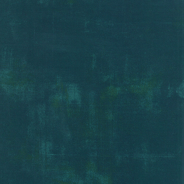 Grunge Basics - Grunge in Dark Jade - Basic Grey for Moda Fabrics - 30150 229 - Half Yard