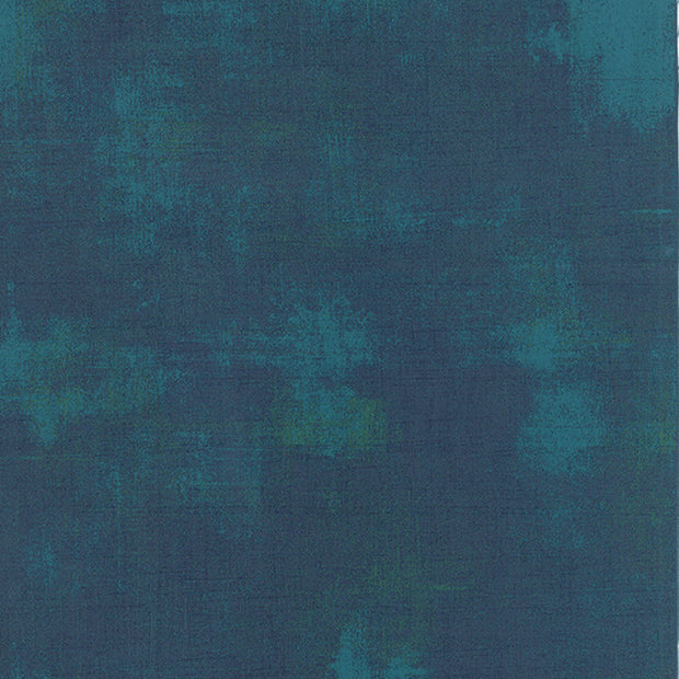 Grunge Basics - Grunge in Peacock - Basic Grey for Moda Fabrics - 30150 230 - Half Yard