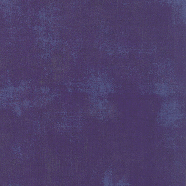 Grunge Basics - Grunge in Purple - Basic Grey for Moda Fabrics - 30150 295 - Half Yard