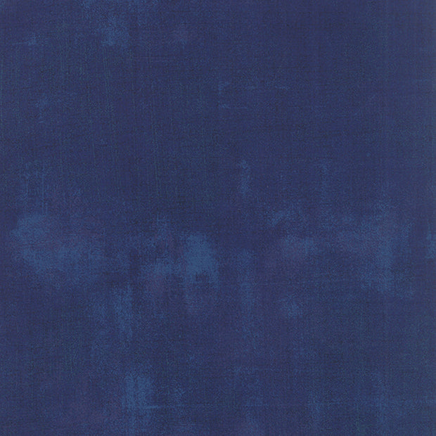Grunge Basics - Grunge in New Navy - Basic Grey for Moda Fabrics - 30150 302 - Half Yard
