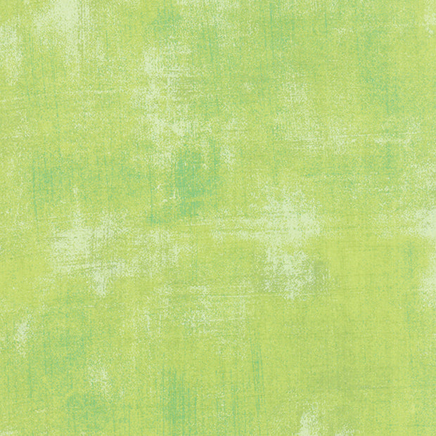 Grunge Basics - Grunge in Key Lime - Basic Grey for Moda Fabrics - 30150 303 - Half Yard
