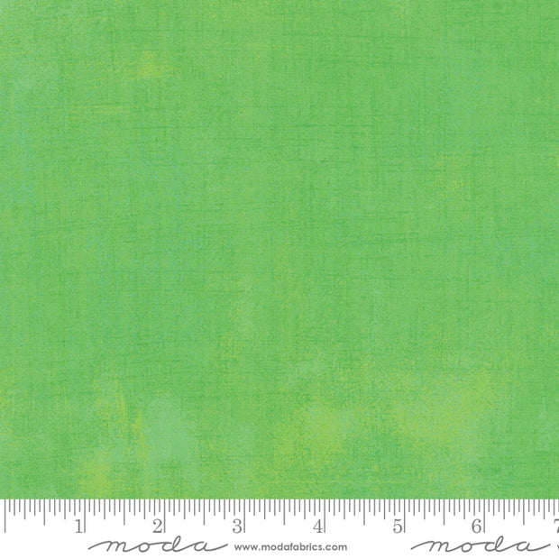 Grunge Basics - Grunge in Kiwi - Basic Grey for Moda Fabrics - 30150 304- Half Yard