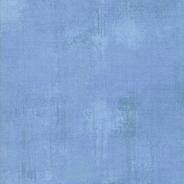 Grunge Basics - Grunge in Powder Blue - Basic Grey for Moda Fabrics - 30150 347- Half Yard