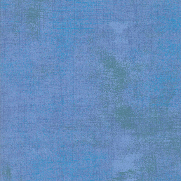 Grunge Basics - Grunge in Heritage Blue - Basic Grey for Moda Fabrics - 30150 348- Half Yard