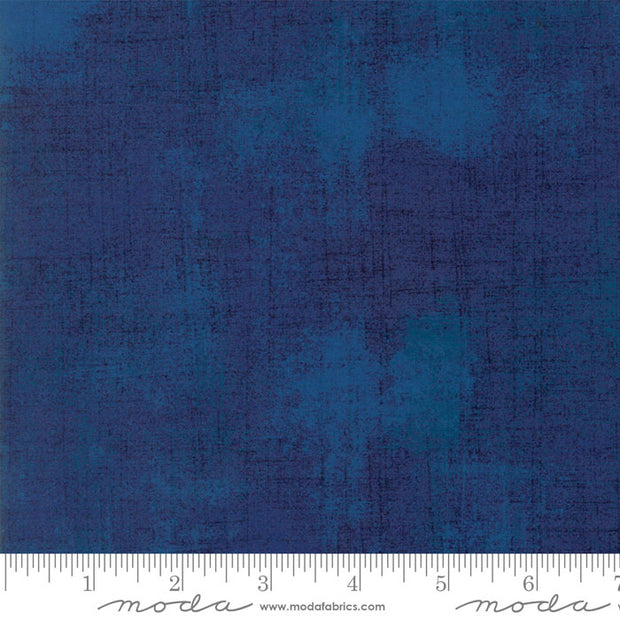 Grunge Basics - Grunge in Regatta - Basic Grey for Moda Fabrics - 30150 352 - Half Yard