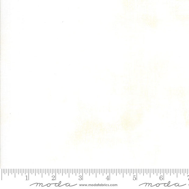 Grunge Basics - Grunge in Composition White - Basic Grey for Moda Fabrics - 30150 356 - Half Yard