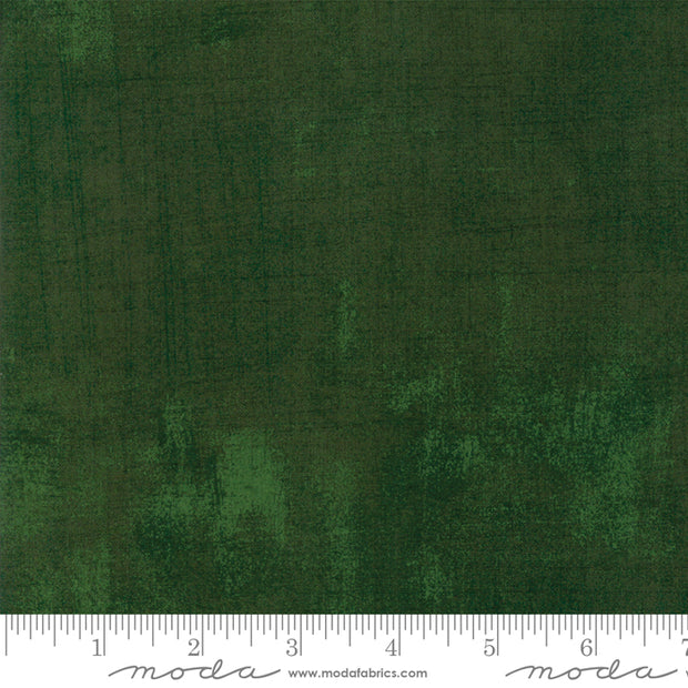 Grunge Basics - Grunge in Winter Spruce - Basic Grey for Moda Fabrics - 30150 429 - Half Yard