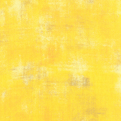 Grunge Basics - Grunge in Sunflower - Basic Grey for Moda Fabrics - 30150 281 - Half Yard
