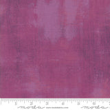Grunge Basics - Grunge in Berry Pie - Basic Grey for Moda Fabrics - 30150 476 - Half Yard