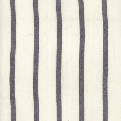 Urban Cottage - Stripe in Ivory - Woven - Urban Chiks for Moda - 31135 11 - 1/2 Yard