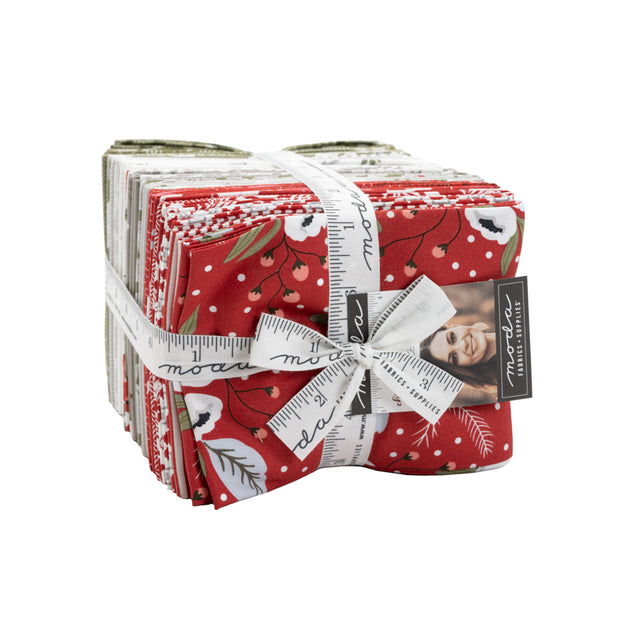 Christmas Morning - Fat Quarter Bundle of 35 Pieces - Lella Boutique for Moda Fabrics - 5140AB