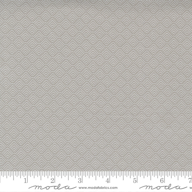 Christmas Morning - Comfort in Silver - Lella Boutique for Moda Fabrics - 5146-12 - Half Yard
